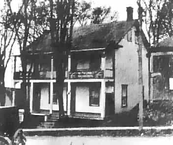 Maison de Paschal Régimbald