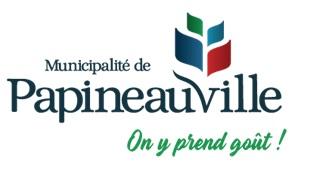 Logo de la municipalité de Papineauville